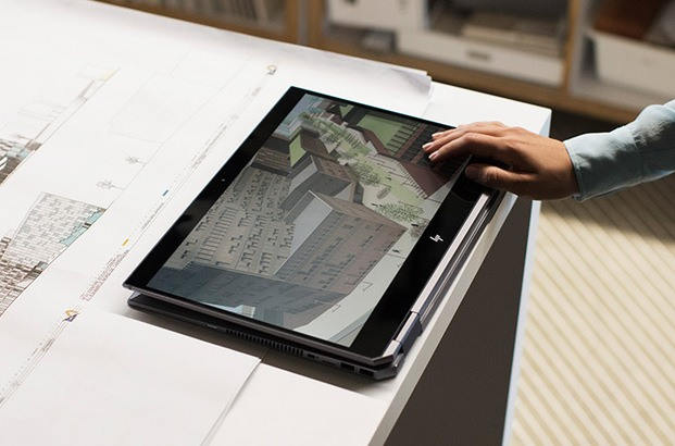 z by HP. ordenadores para arquitectos