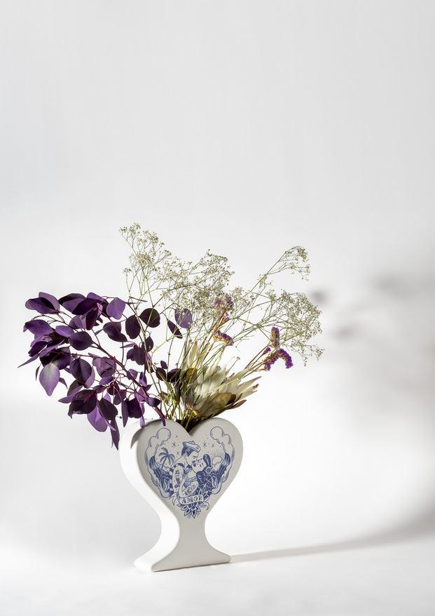 Amor con flores, Sergio Mora Foto ©Eugeni Aguilo