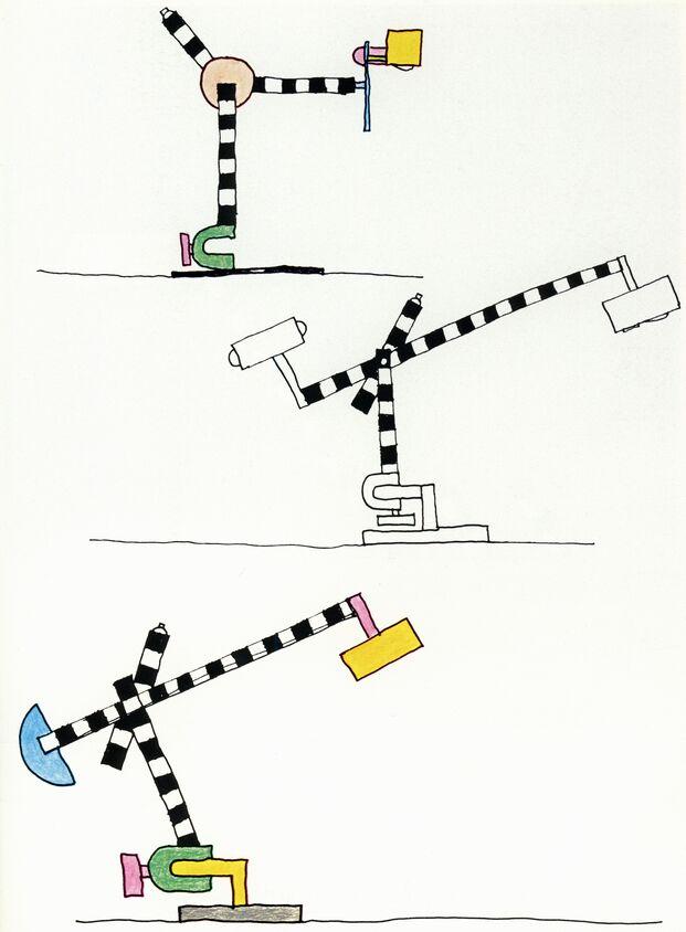 Exposición Memphis. 40 años de kitsch y elegancia. Vitra Design Museum