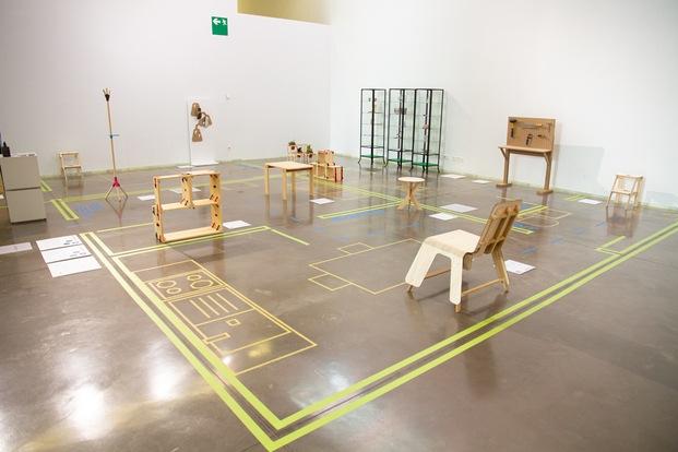 Exposición Openness. Societat Oberta. Museu del Disseny de Barcelona. ESDAP