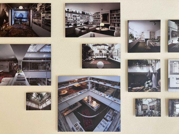 Fernando Higueras. Desde el Origen. En la Escuela Técnica Superior de Arquitectura de la UPV/EHU y el Instituto de Arquitectura de Euskadi, EAI.