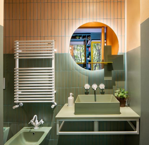 Proyecto POSThome en Milán de Claudia Campone de Thirtyone Design.