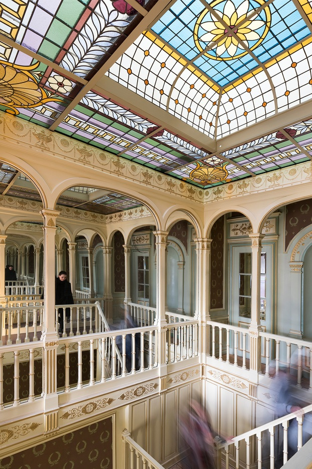 Premio Europeo de Intervención en el Patrimonio Arquitectónico