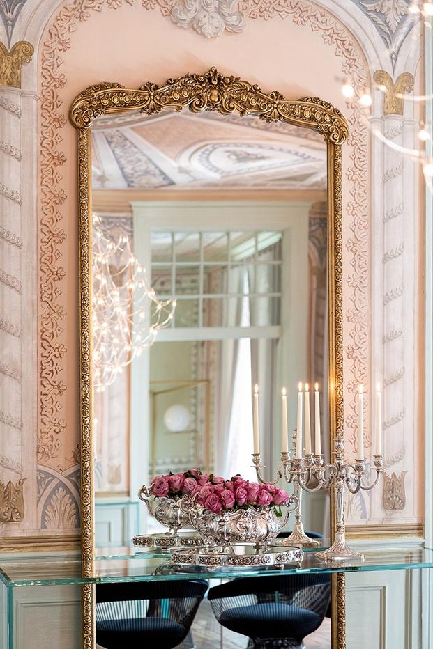 Lo mejor de cada época diseño y antiguedades en este palacio de Lisboa del siglo XVII
