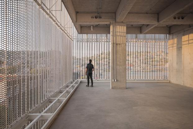 Estación San José. Toluca de Lerdo, México. rehabilitación de FRPO, Fernando Rodríguez y Pablo Oriol.