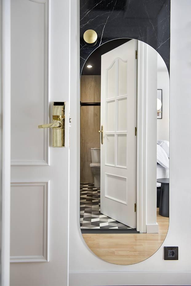 El estudio Alfaro-Manrique Atelier ha respetado la distribución original de las habitaciones del hotel Inca