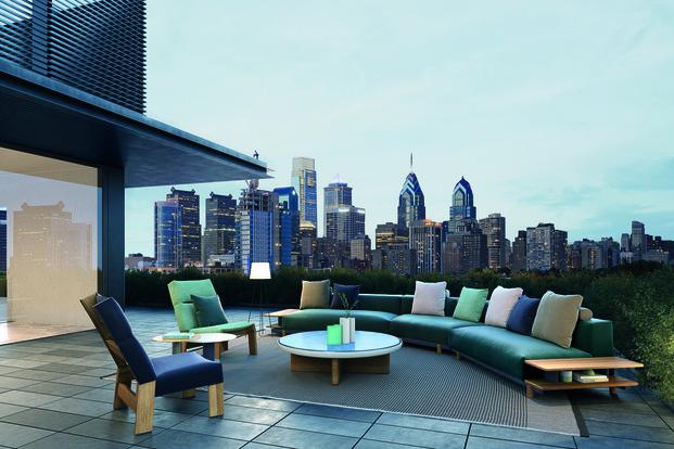 Novedades outdoors: tendencias 2021 en mobiliario exterior.
