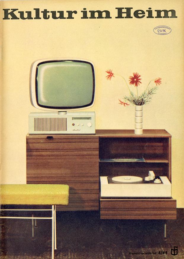 Portada de la revista 'Kultur im Heim', Nr. 4/1964