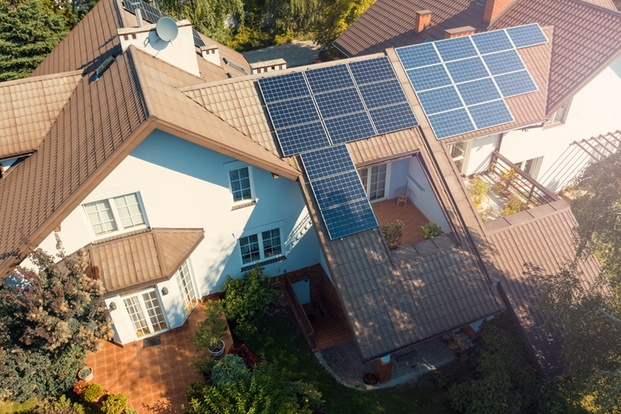 Paneles solares «low cost» de IKEA.