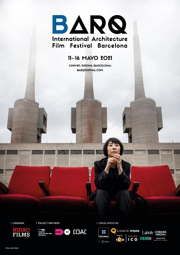 BARQ Festival Internacional de Cine de Arquitectura de España