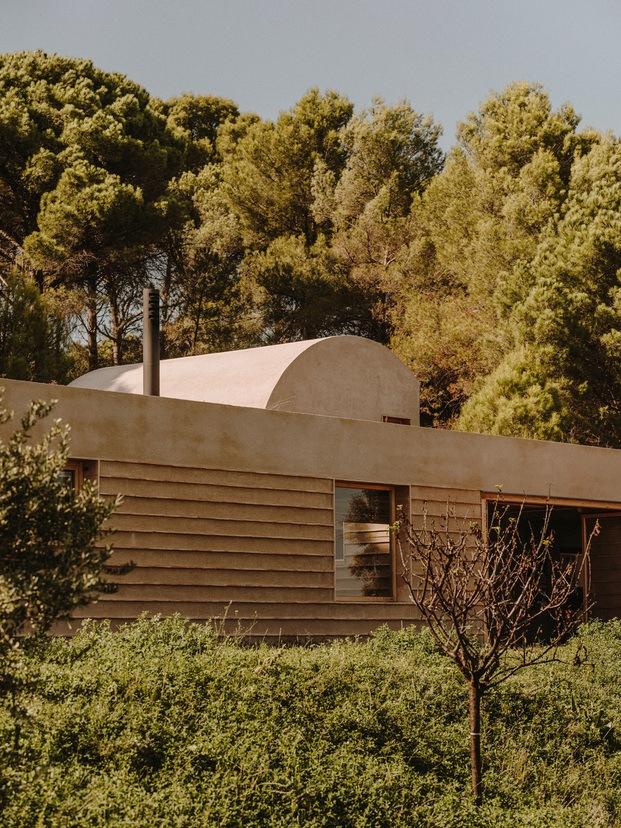 Casas Ter, Baix Empordà. Mesura. Premio ASCER de Arquitectura y Premio Living Places de Simon