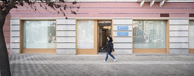 Clínica Dental Vilches en Sevilla. Interiorismo de CM4 Arquitectos