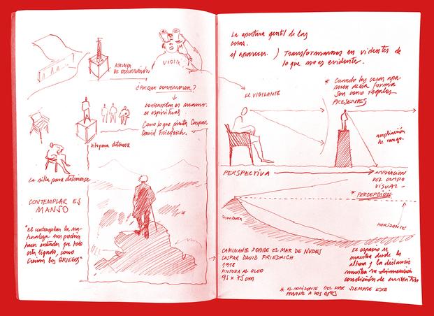 Paseo del Ebro: LA CONTEMPLACIÓN DE UN LÍMITE, de Chávarri Estudio (Pedro Chávarri, Esteban Gigoux, Tomás Sherwin). Chile. ganadores Concéntrico 07