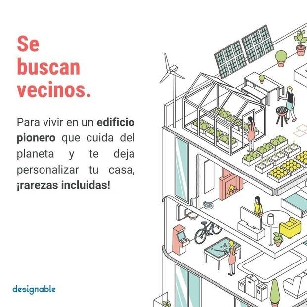 Designable,  comunidad y sostenibilidad