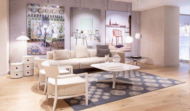 Nueva tienda Kartell en Madrid. Calle de Claudio Coello, 50, 28001 Madrid