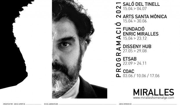 Homenaje a Enric Miralles. 20 años de su muerte