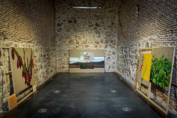 Exposición El crimen perfecto (Gabriela Bettini). MadBlue 2021