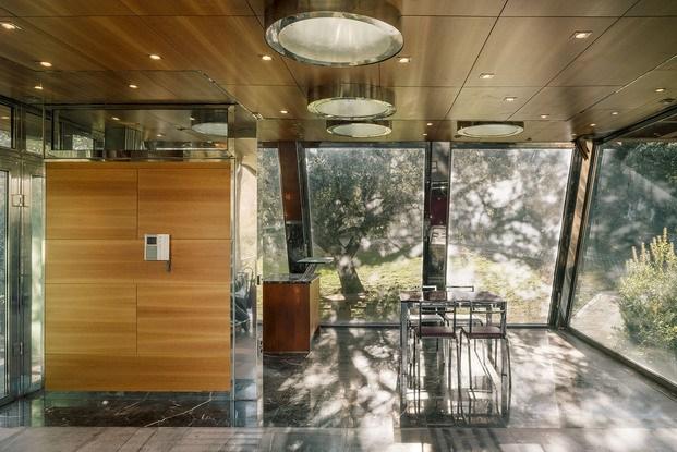 El pabellón escondido en Las Rozas, de Penelas Architects.
