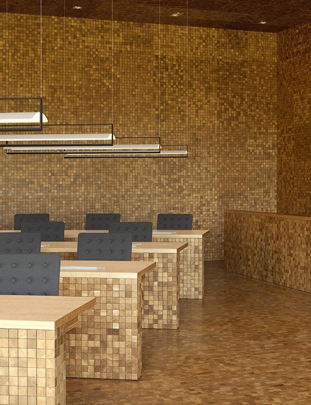 Las luminarias Kontur  de Sebastian Herkner para Vibia son perfectas para todo tipo de espacios, ambientes y decoraciones.
