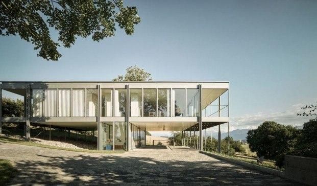 Casa Schärer, de Fritz Haller
