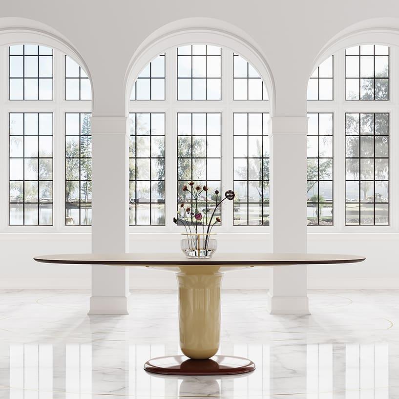 Explorer Dining Table, de Jaime Hayon x BD Barcelona Design