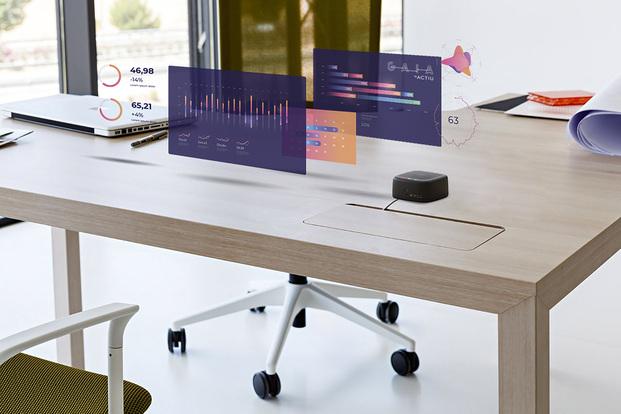 Gaia by Actiu, la primera plataforma inteligente para gestionar espacios de alto rendimiento, más saludables y eficientes.
