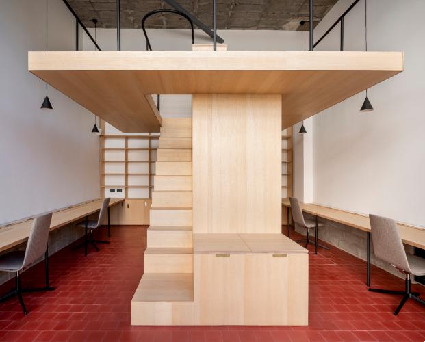 Oslo Cowork en Bilbao de BABELstudio