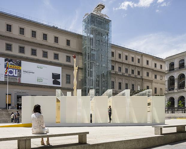 The Pastic Museum Madrid. DelaVegaCanoLasso Diariodesign