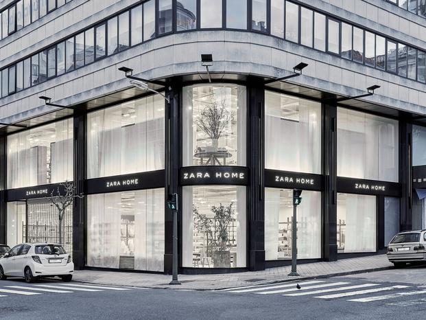 Nuevo interiorismo para las tiendas Zara Home