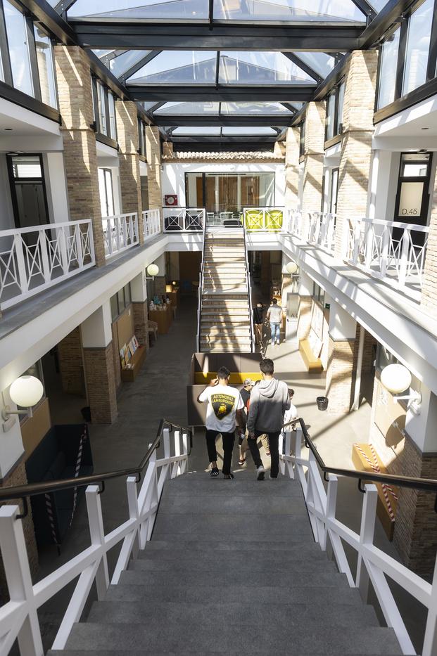 Exalumnos y profesores de la Escuela de Diseño CEU impulsan la WDCV 2022.