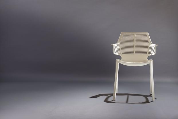 la silla Ikona diseñada por Jorge Pensi para Resol
