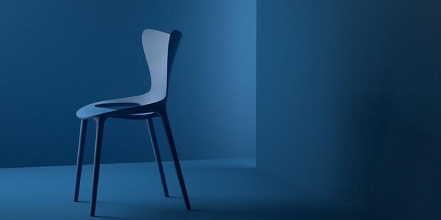 silla Love creada por Eugeni Quitllet para Vondom