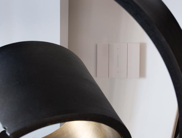 Bticino. mecanismos inteligentes para el hogar Living Now en Casa Decor 2021