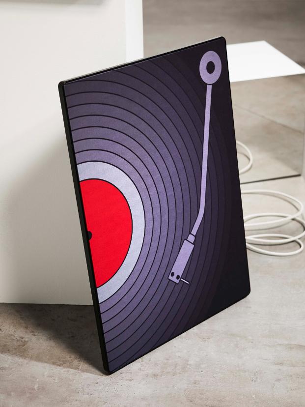 Altavoz cuadro Symfonisk de Ikea y Sonos