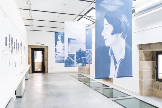 Exposición Casa E.1027 de Eileen Gray en el Instituto de Arquitectura de Euskadi. Agenda arquitectura