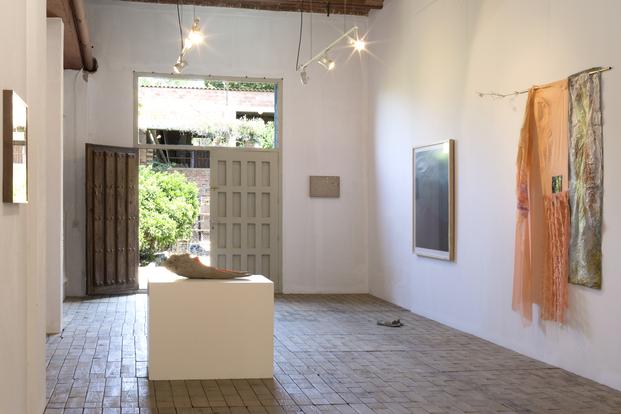 Fonteta galería de arte contemporáneo pop up. baix Empordà. Bombon Projects, Galeria Joan Prats, NoguerasBlanchard