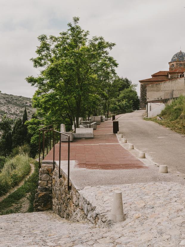 Promenade Les Coves de Vinromà de Bona fide taller
