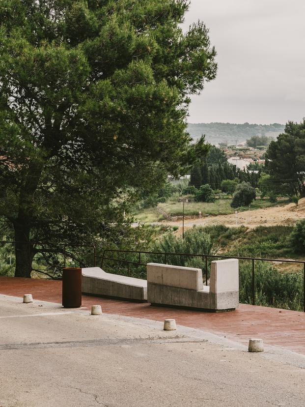 promenade de Les Coves de Vinromà. Alejandro Martínez del Río, de Bona fide taller