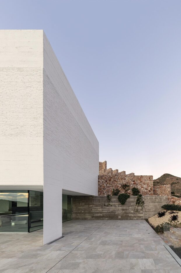 TECHNAL Casa Jacaranda Almería. José Francisco García-Sánchez