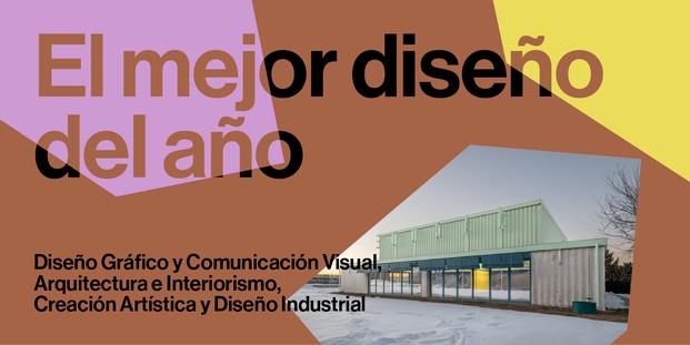 Exposición El Mejor Diseño del Año 2021. Museu del Disseny de Barcelona