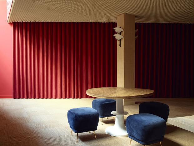 Oficinas agencia de comunicación Noho en Madrid. Proyecto de Cristina Carulla Studio
