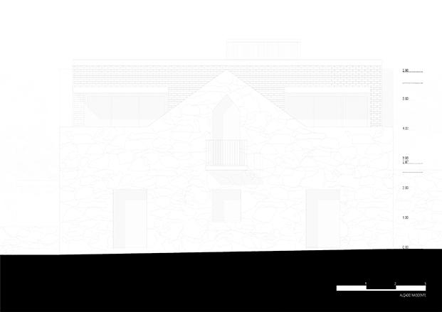 Casa Box Tiago Sousa alzado diariodesign