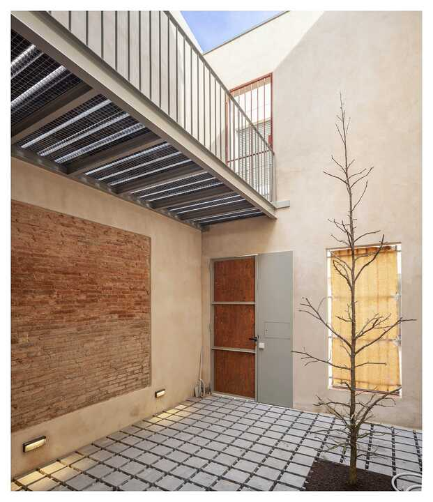 La casa biopasiva de Blauhaus y  House Habitat en Sabadell