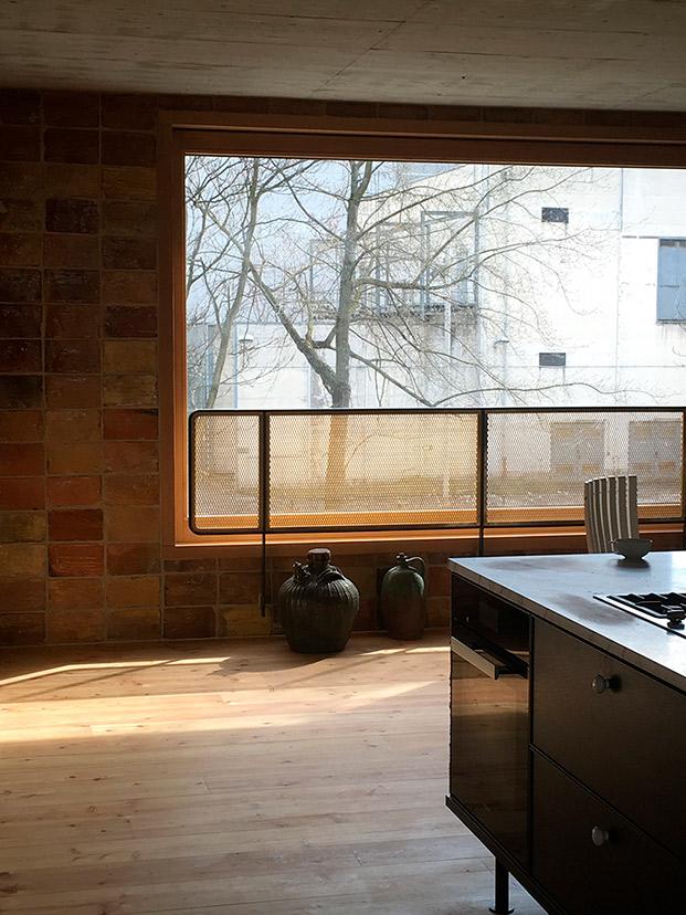 artist house berlín casa arquitectura cocina diariodesign