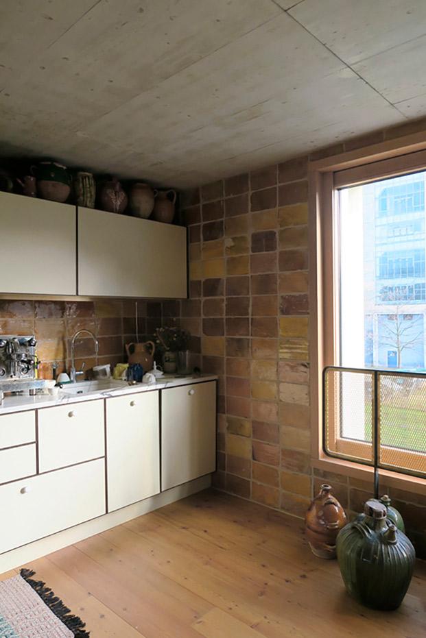 artist house berlín casa artistas cocina primera planta diariodesign