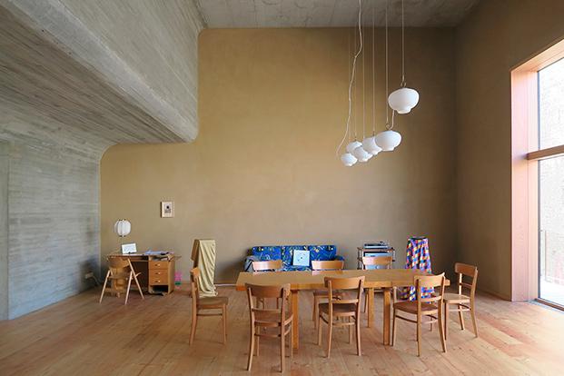artist house berlín casa artistas comedor salón diariodesign