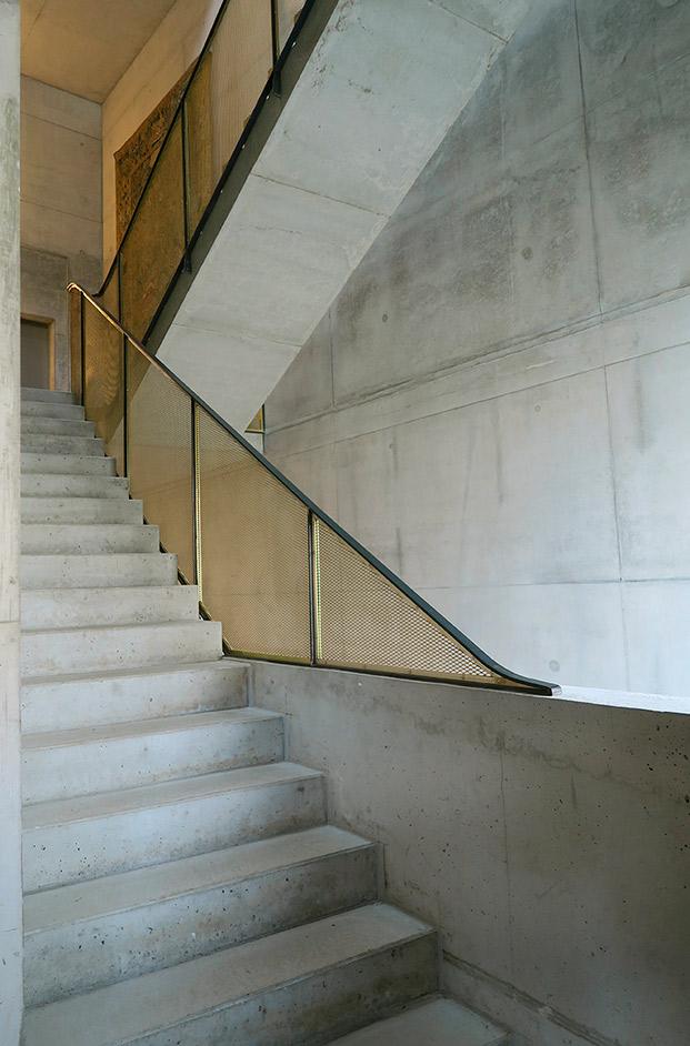 artist house berlín casa artistas escalera diariodesign
