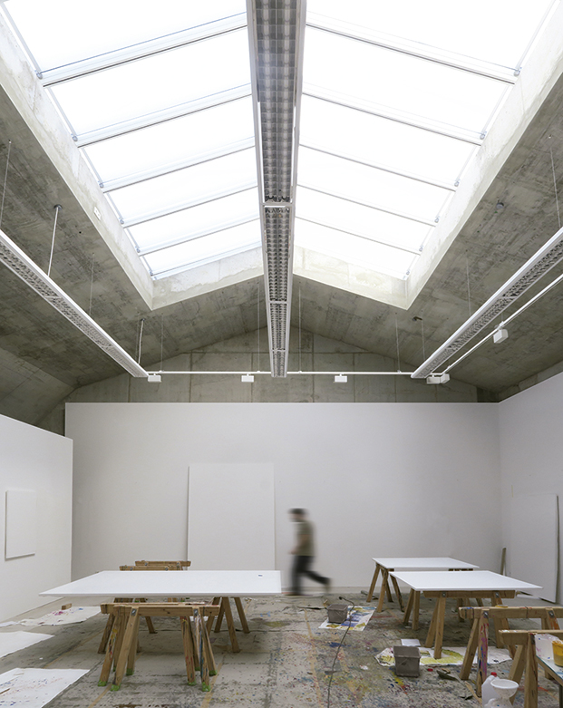 artist house berlín casa artistas estudio artista segunda planta diariodesign