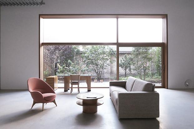 artist house berlín casa artistas estudio ventana planta baja diariodesign