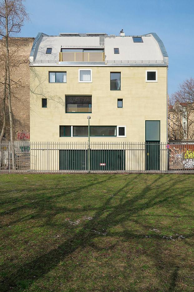 artist house berlín casa artistas fachada diariodesign